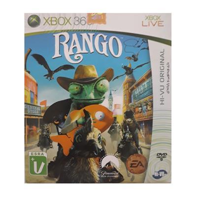 بازی rango مخصوص xbox 360
