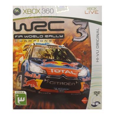 بازی wrc 3 مخصوص xbox 360
