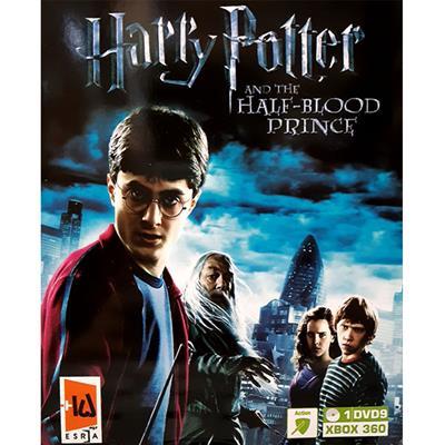 بازی harry potter and half blood prince مخصوص xbox 360