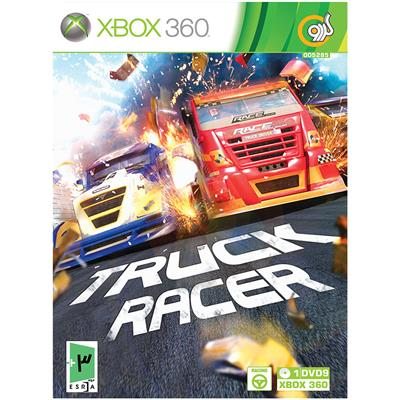 بازی گردو truck racer مخصوص xbox 360