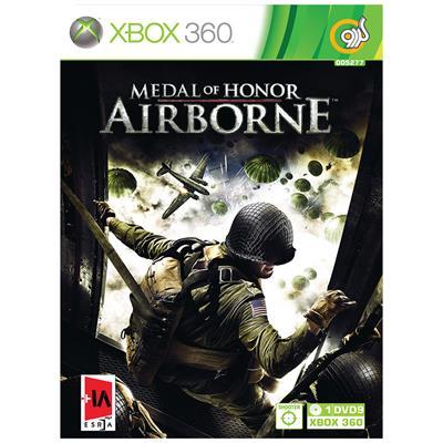 بازی گردو medal of honor airborne مخصوص xbox 360