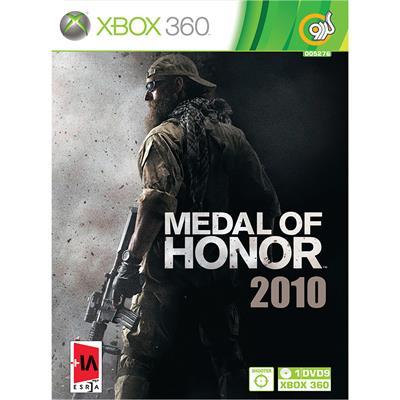 بازی گردو medal of honor 2010 مخصوص xbox 360