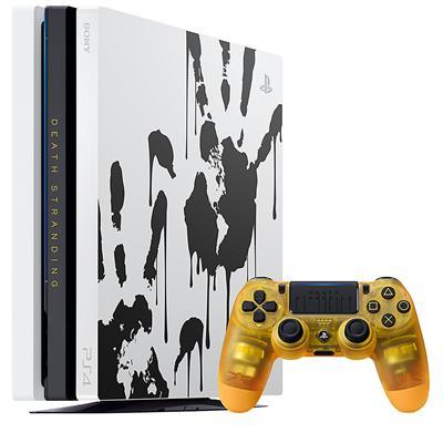 مجموعه کنسول بازی سونی مدل playstation 4 pro کد cuh 7216b ظرفیت 1 ترابایت