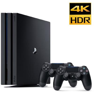 کنسول بازی سونی مدل playstation 4 pro 2018 کد cuh 7216b region 2 ظرفیت 1 ترابایت