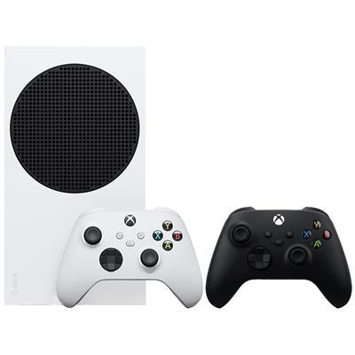 مجموعه کنسول بازی مایکروسافت مدل Xbox Series S ظرفیت 500 گیگابایت به همراه دسته اضافی
