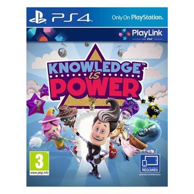 بازی knowledge is power مخصوص ps4