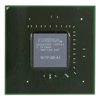 چیپ گرافیکی لپ تاپ انویدیا مدل n11p ge a1