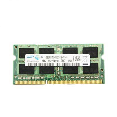 رم لپ تاپ ddr3 تک کاناله ۱۶۰۰مگاهرتز cl11 سامسونگ مدل pc3 ظرفیت 4گیگابایت
