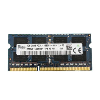 رم لپ تاپ ddr3 تک کاناله 1600 مگاهرتز cl11 اس کی هاینیکس مدل hmt351s6efr8a ظرفیت 4 گیگابایت