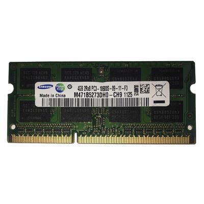 رم لپ تاپ سامسونگ مدل ddr3 10600s mhz ظرفیت 4 گیگابایت