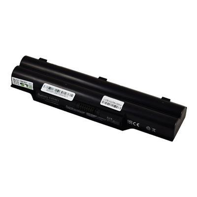 باتری لپ تاپ 6 سلولی مناسب برای لپ تاپ فوجیتسو مدل ah530