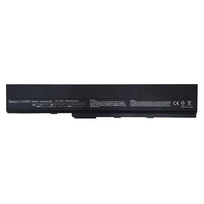 باتری لپ تاپ 6 سلولی جیمو برای لپ تاپ ایسوس مدل n82