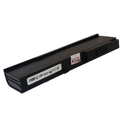 باتری لپ تاپ 6 سلولی مدل j1 برای لپ تاپ ایسر مدل aqj1 arj1