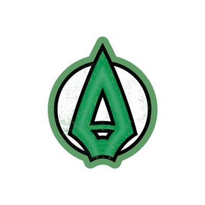 استیکر لپ تاپ طرح green arrow dc comics کد stl914