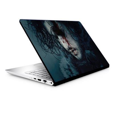 استیکر لپ تاپ طرح جان اسنو مدل tie083 مناسب برای لپ تاپ 156 اینچ