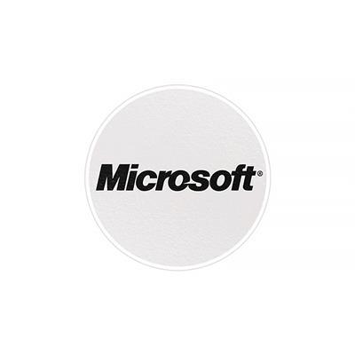 استیکر لپ تاپ ماسا دیزاین طرح مایکروسافت مدل stk389