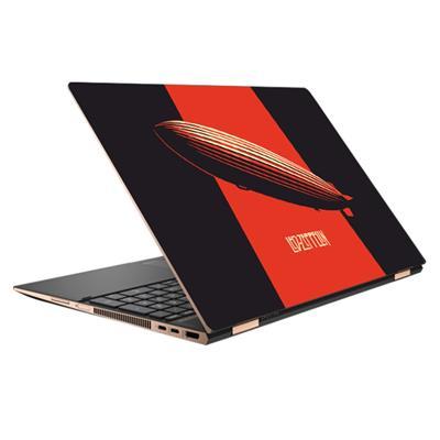 استیکر لپ تاپ طرح led zeppeline کد 01 مناسب برای لپ تاپ 156 اینچ