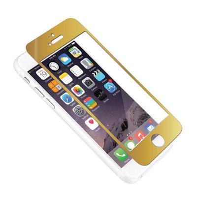 محافظ تمام صفحه نمایش مدل رنگی آینه ای mirror full cover مناسب برای گوشی موبایل اپل iphone 66s