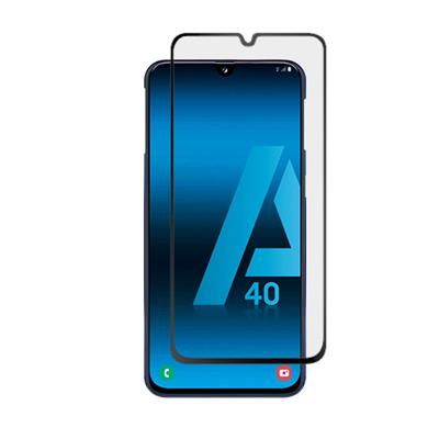 مجافظ صفحه نمایش فول چسب مدل fk 02 مناسب برای گوشی موبایل سامسونگ galaxy a40