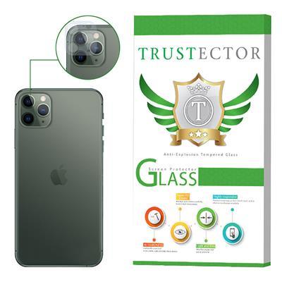 محافظ لنز دوربین تراستکتور مدل r clpt مناسب برای گوشی موبایل اپل iphone 11 pro max