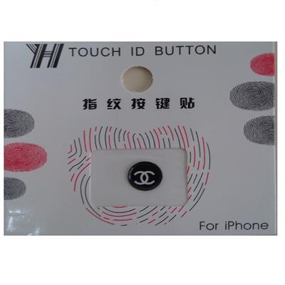 محافظ دکمه هوم طرح chanel کد 1118 مناسب برای گوشی موبایل اپل