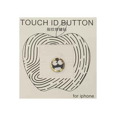 محافظ دکمه هوم مدل smileys مناسب برای گوشی موبایل اپل