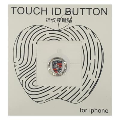 محافظ دکمه هوم مدل porsche مناسب برای گوشی موبایل اپل