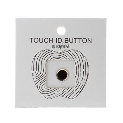 محافظ دکمه هوم مدل gold مناسب برای گوشی موبایل اپل iphone 5s6s6 plus