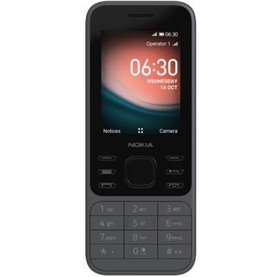 گوشی موبایل نوکیا مدل 6300 4G TA-1287 دو سیمکارت ظرفیت 4 گیگابایت و رم 512 مگابایت