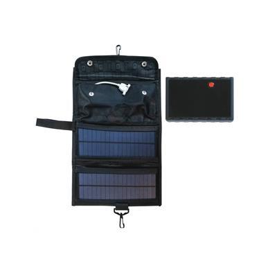 شارژر همراه خورشیدی مدل CK7W ظرفیت 15000 میلی آمپرساعت