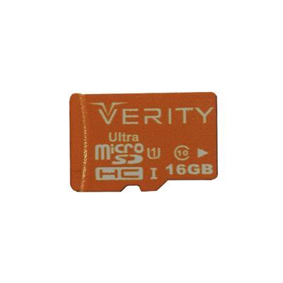 کارت حافظه microsdhc وریتی مدل ultra کلاس 10 استاندارد uhs i u1 سرعت 95mbps ظرفیت 16 گیگابایت