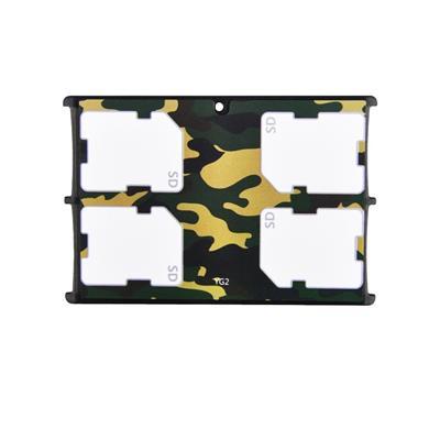 کیف محافظ کارت حافظه جی جی سی مدل mch sd4yg