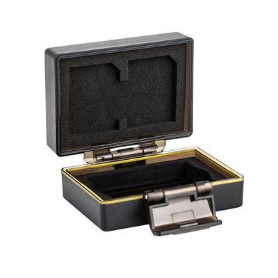 کیف محافظ باتری و کارت حافظه جی جی سی مدل bc lpe17 مناسب برای دوربین canon lp e17