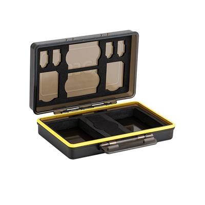 کیف محافظ باتری و کارت حافظه جی جی سی مدل bc 3un1