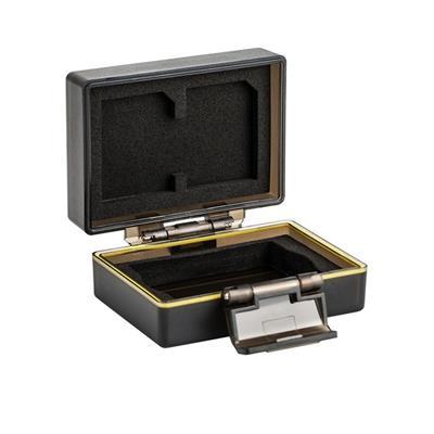 کیف محافظ باتری و کارت حافظه جی جی سی مدل bc npw126 مناسب برای دوربین fujifilm np w126