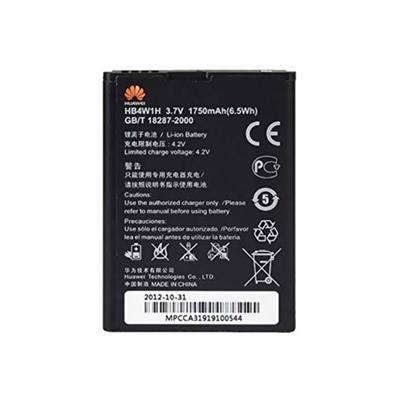 باتری موبایل مدل hb4w1h ظرفیت 1750 میلی آمپر ساعت مناسب برای گوشی موبایل هوآوی ascend g510