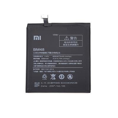 باتری موبایل مدل bm48 ظرفیت 4070 میلی آمپر ساعت مناسب برای گوشی موبایل شیائومی note 2