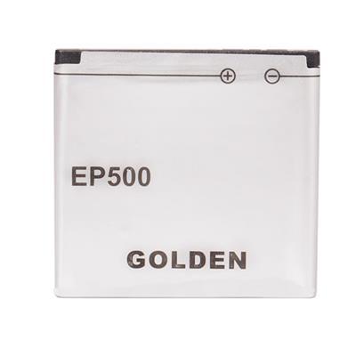 باتری موبایل مدل ep500 ظرفیت 1200 میلی آمپر ساعت مناسب برای گوشی موبایل سونی اریکسون vivaz