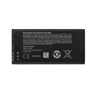 باتری گوشی مدل bv t5a مناسب برای گوشی موبایل lumia 730