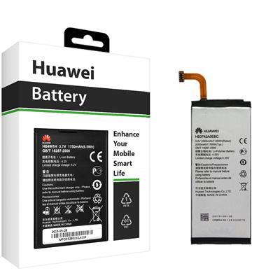 باتری موبایل هوآوی مدل hb3742a0ebc با ظرفیت 2050mah مناسب برای گوشی موبایل هوآوی p6