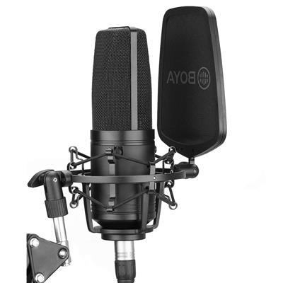 میکروفون استودیویی بویا مدل by m1000