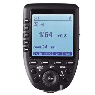 رادیو تریگر مدل xpro c مناسب برای دوربین های کانن