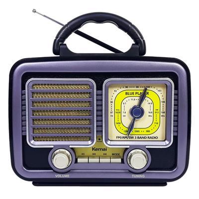 رادیو کیمایی مدل md 1709bt
