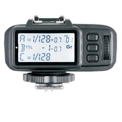 رادیو تریگر گودکس مدل x1t n مناسب برای دوربین های نیکون