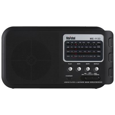 رادیو مارشال مدل me 1133