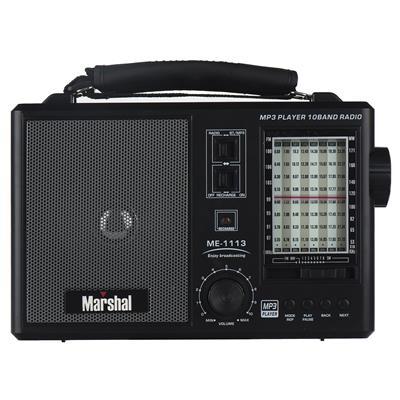 رادیو مارشال مدل me 1113