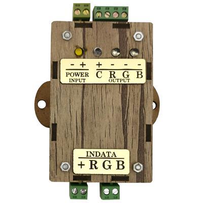 آمپلی فایر ریسه ال ای دی مدل rgb 12 24 v