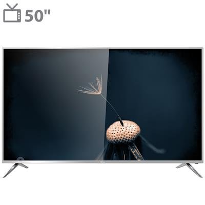 تلویزیون ال ای دی هوشمند جی پلاس مدل gtv 50gu812s سایز 50 اینچ