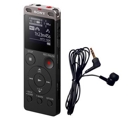 ضبط کننده صدا سونی مدل icd ux560f به همراه میکروفون مدل tele mic