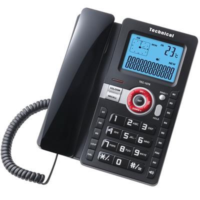 تلفن تکنیکال مدل tec 1078